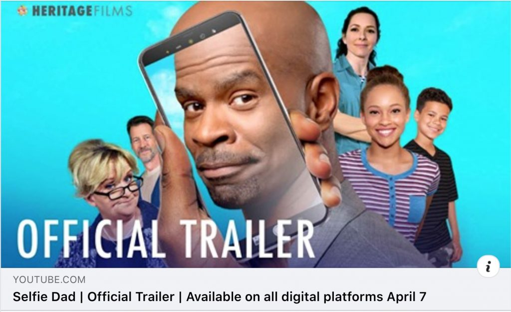 selfie dad official trailer